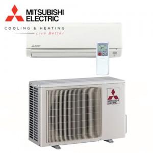 Mitsubishi - Mini Split Heat Pump Inverter - 9K - 9000 BTU - 18 SEER