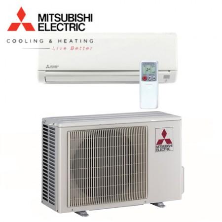 Mitsubishi Heat Pump Inverter 12kbtu 23 10 Seer