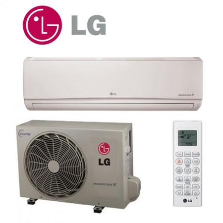 LG 8500 BTU 19 SEER Mega Inverter MiniSplit System Heat