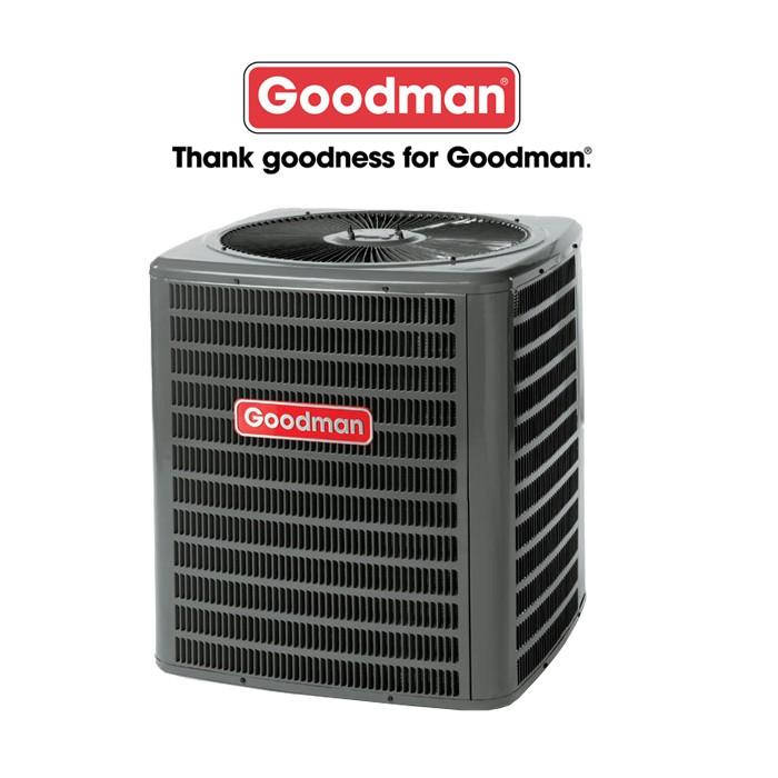 Goodman 4 Ton 16 Seer Ac Condensing Unit Air Amp Heat