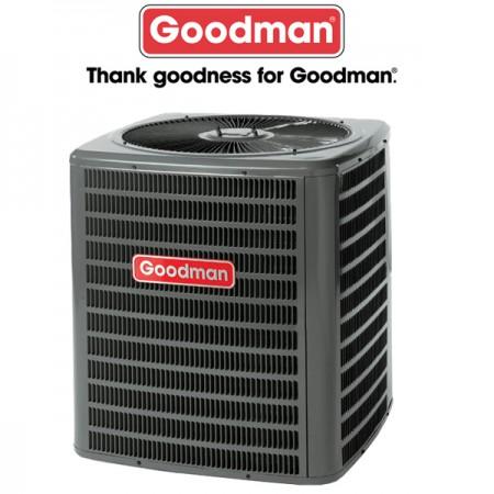 Goodman 5 Ton 16 Seer Ac Condensing Unit Air Amp Heat